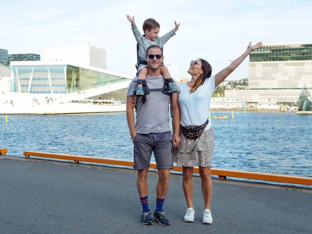 Städtetrip mit Kids