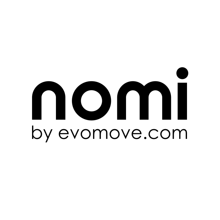 2E Nomi by Evomove Logo